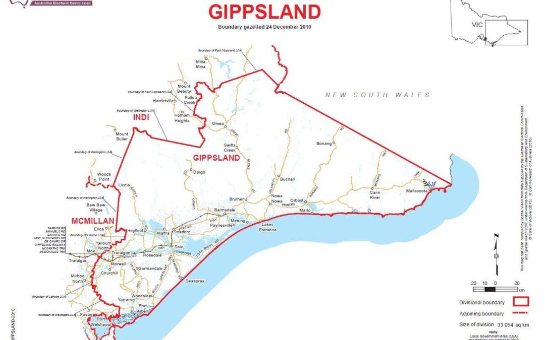 ABOUT GIPPSLAND