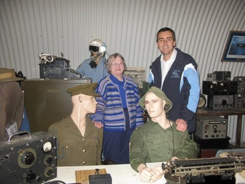 WWII OPERATIONS BUNKER MUSEUM
