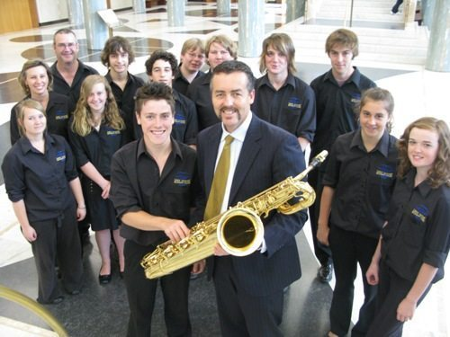 LAKES ENTRANCE SECONDARY COLLEGE BAND