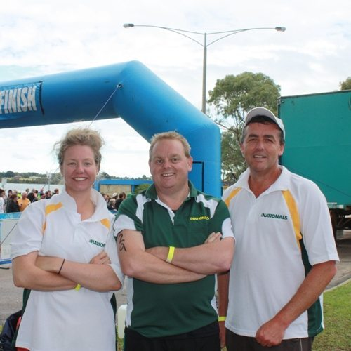 PAYNESVILLE CORPORATE TRIATHLON