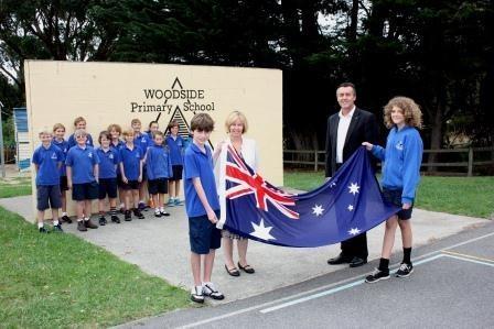 LEADERSHIP AT WOODSIDE PRIMARY SCHOOL