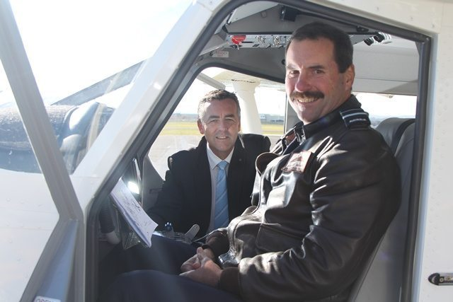 GIPPSAERO AIRVAN INTEREST GAINS ALTITUDE