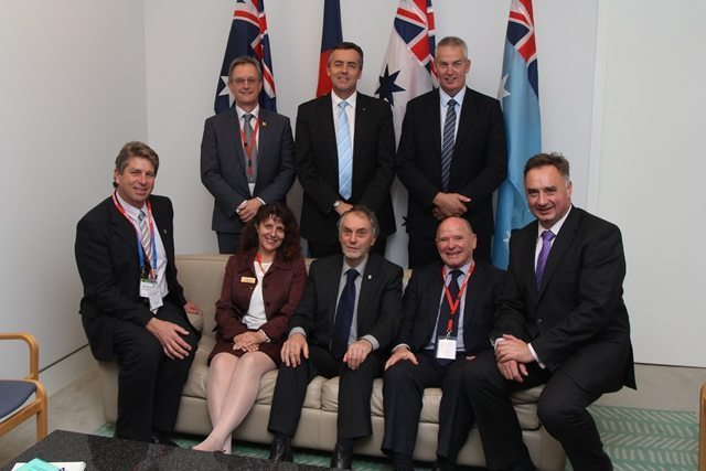 GIPPSLAND COUNCILS BRING LOCAL ISSUES TO CAPITAL