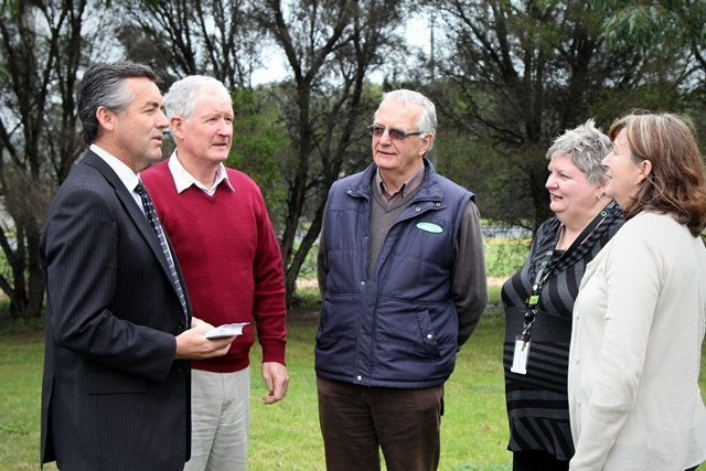 HELPING GIPPSLAND FARMERS GET BACK ON THEIR FEET