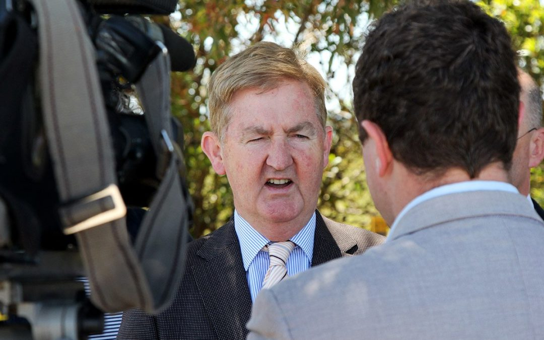 FEDERAL GIPPSLAND MP PAYS TRIBUTE TO VICTORIAN NATIONALS LEADER PETER RYAN