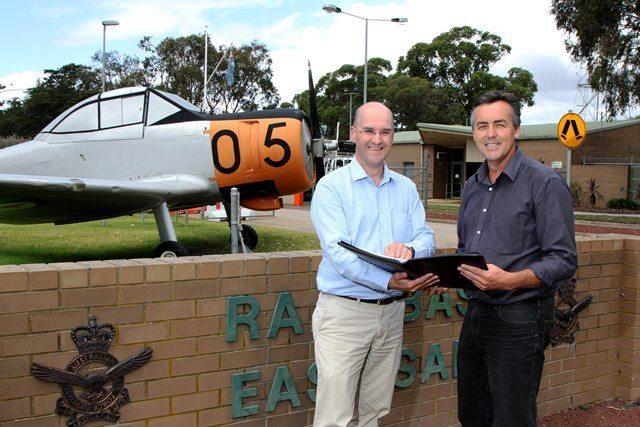 RAAF EAST SALE $185M REDEVELOPMENT NEARS COMPLETION