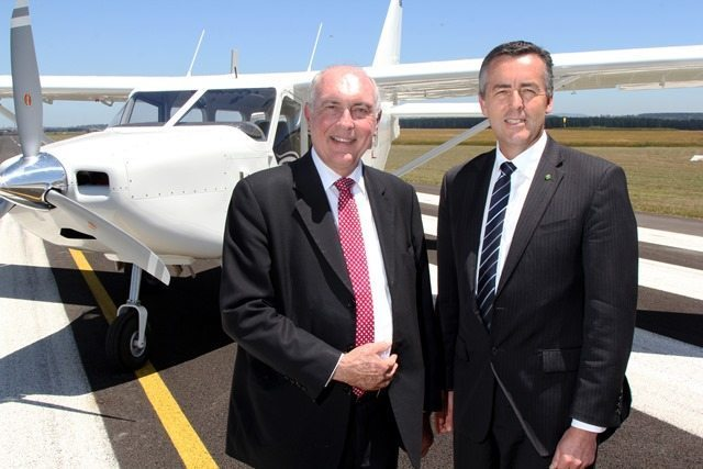 LATROBE VALLEY SOARS WITH AVIATION UPGRADE