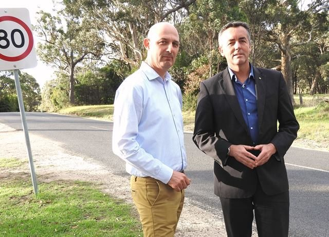 FUNDING TO FIX DANGEROUS ROADS IN LAKES ENTRANCE