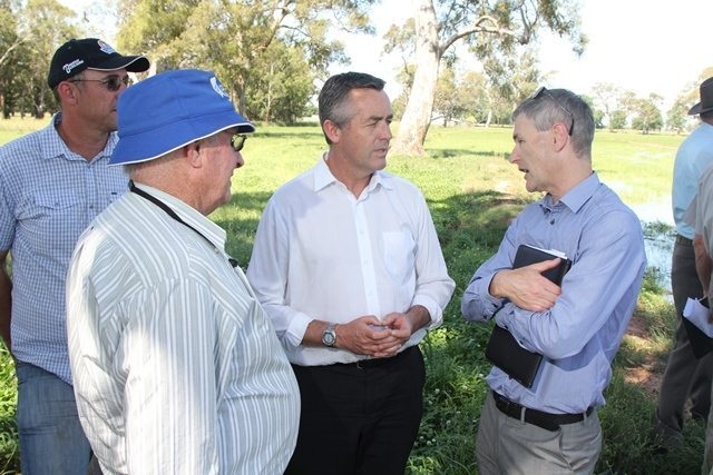 COALITION GOVERNMENT TO DELIVER $20M FOR MACALISTER IRRIGATION DISTRICT MID 2030