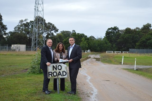 NEW ALTERNATIVE ROUTE TO BAIRNSDALE SALEYARDS