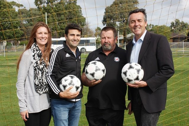 FUNDING BOOST FOR BUSY TRARALGON RESERVE
