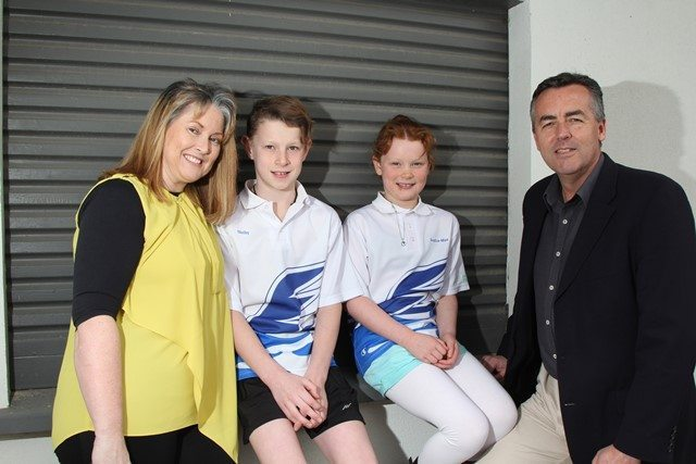 SALE SWIMMING CLUB LAPPING UP COMMUNITY SUPPORT FOR NEW KIOSK