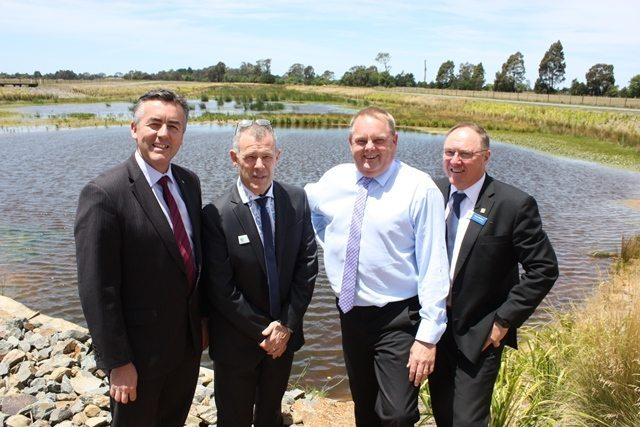 COALITION DELIVERS ON JOB-CREATING INFRASTRUCTURE FOR EAST BAIRNSDALE