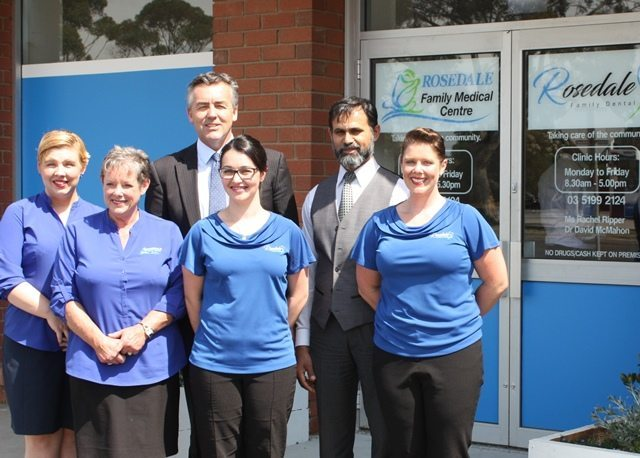 NEW MEDICAL AND DENTAL CLINIC OPENS IN ROSEDALE