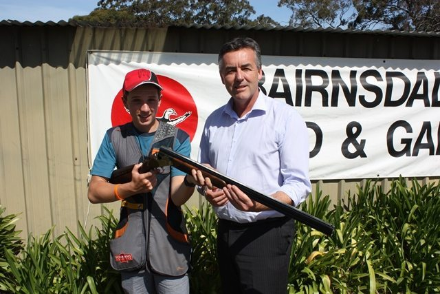 YOUNG SHOOTER HEADS TO NATIONAL CHAMPIONSHIPS
