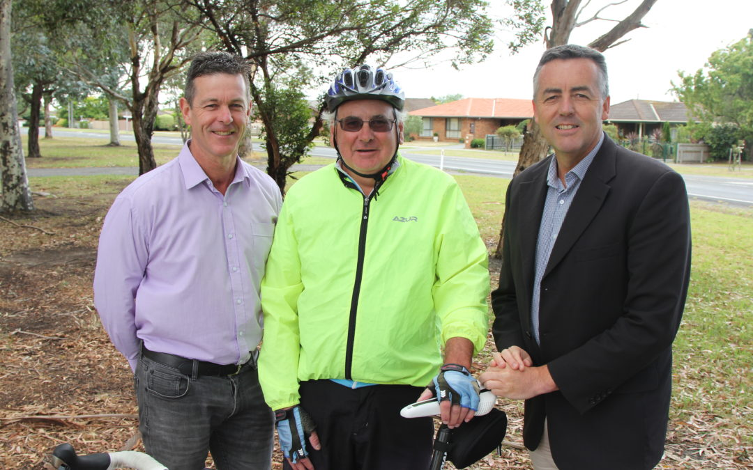 SHARED PATHWAY TO BE BIGGER, BETTER