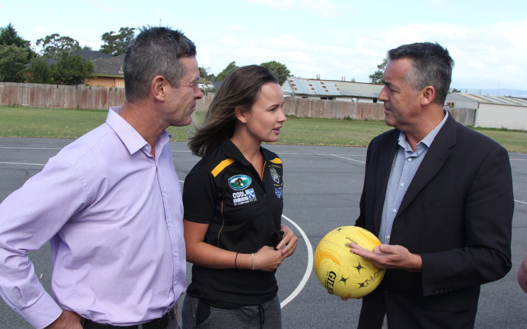 FUNDING FOR MORWELL RECREATION RESERVE, SHARED PATHWAY