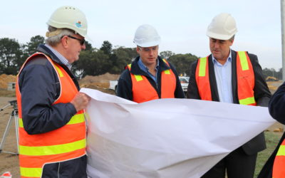 PRINCES HIGHWAY DUPLICATION PROJECT NEARS COMPLETION