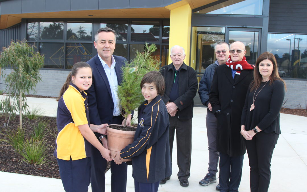 MORWELL MEMORIAL GARDEN TO HONOUR SERVICE PERSONNEL