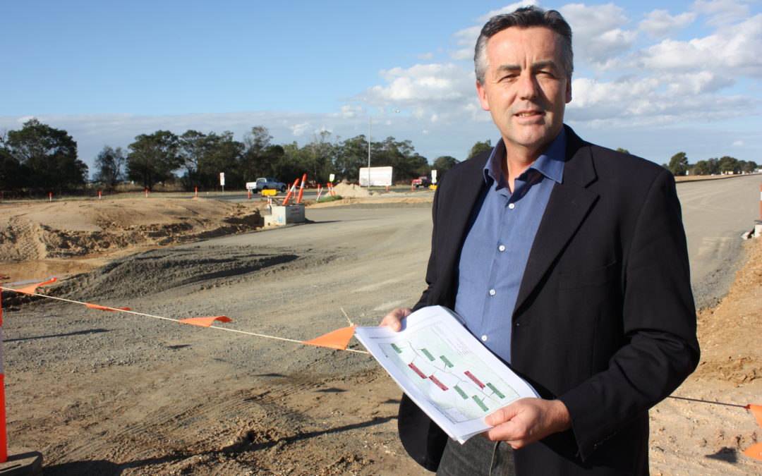 NEW SECTION OF PRINCES HIGHWAY OPENS IN FULHAM