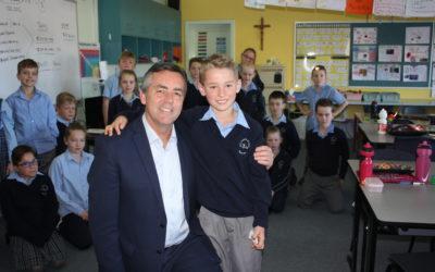 ST MARY'S PRIMARY SCHOOL, MAFFRA