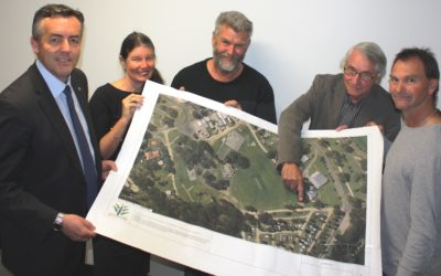 FUNDING APPLICATION FOR MALLACOOTA