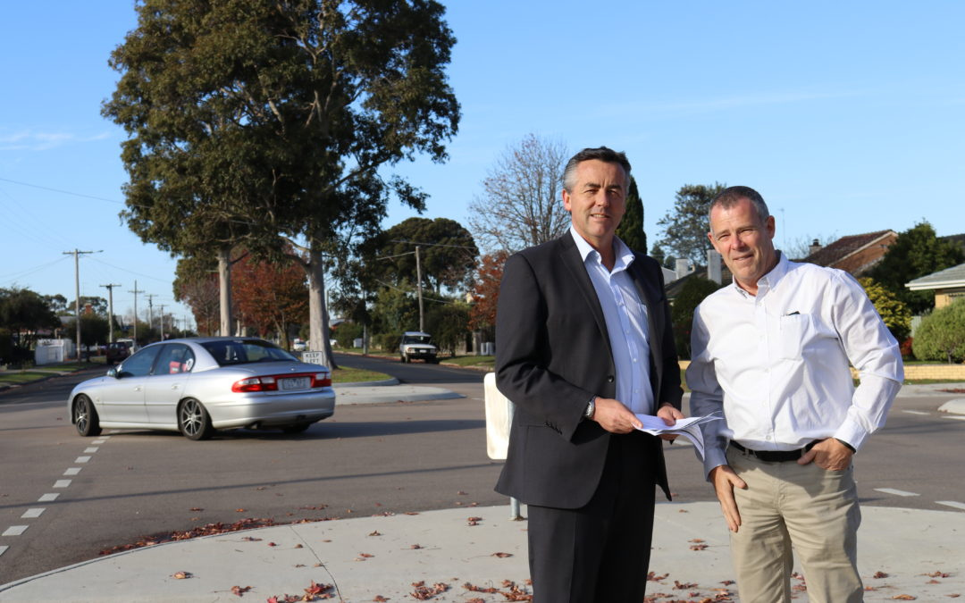 ELIMINATING A TRAFFIC BLACK SPOT IN BAIRNSDALE