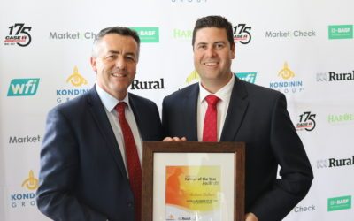 LINDENOW'S KING OF SALAD TAKES OUT 2017 AUSTRALIAN FARMER OF THE YEAR