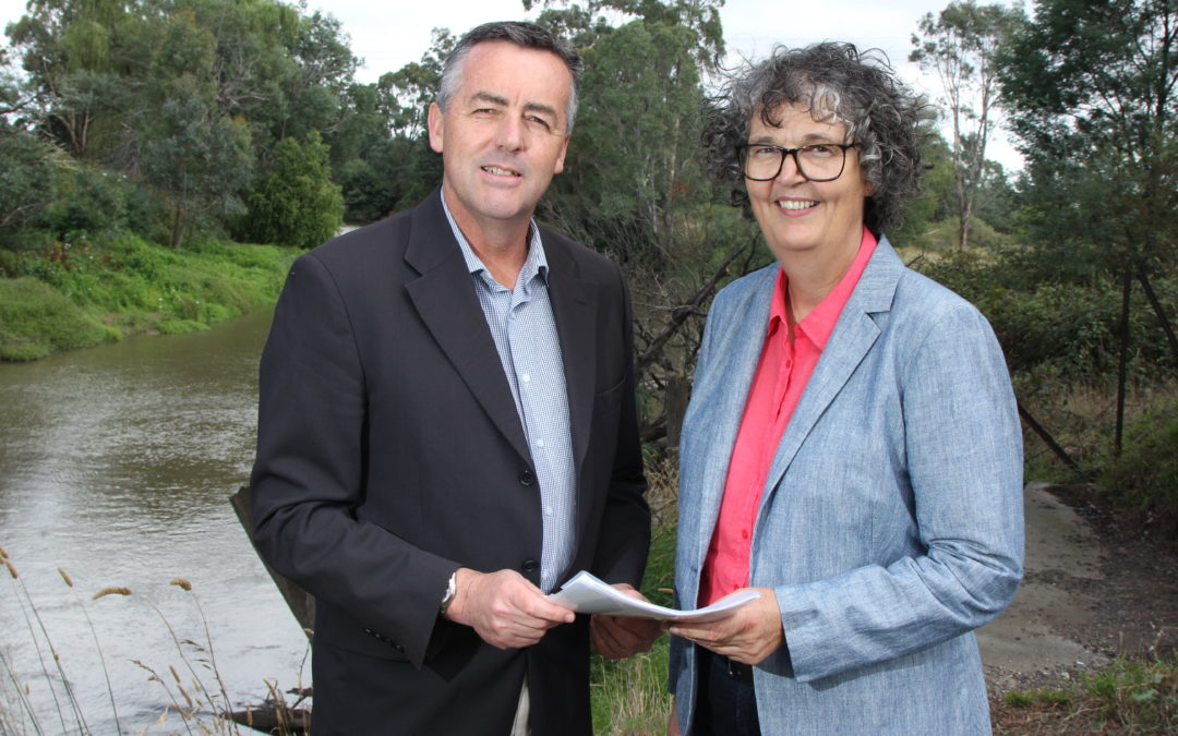STUDY TO HELP BRIAGOLONG PREPARE FOR FLASH FLOODS