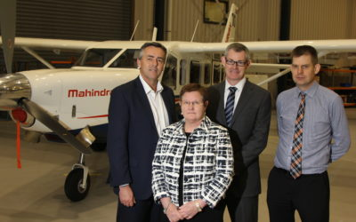 LATROBE VALLEY AIRCRAFT MANUFACTURER CLEARED FOR AIRVAN10 TAKE OFF