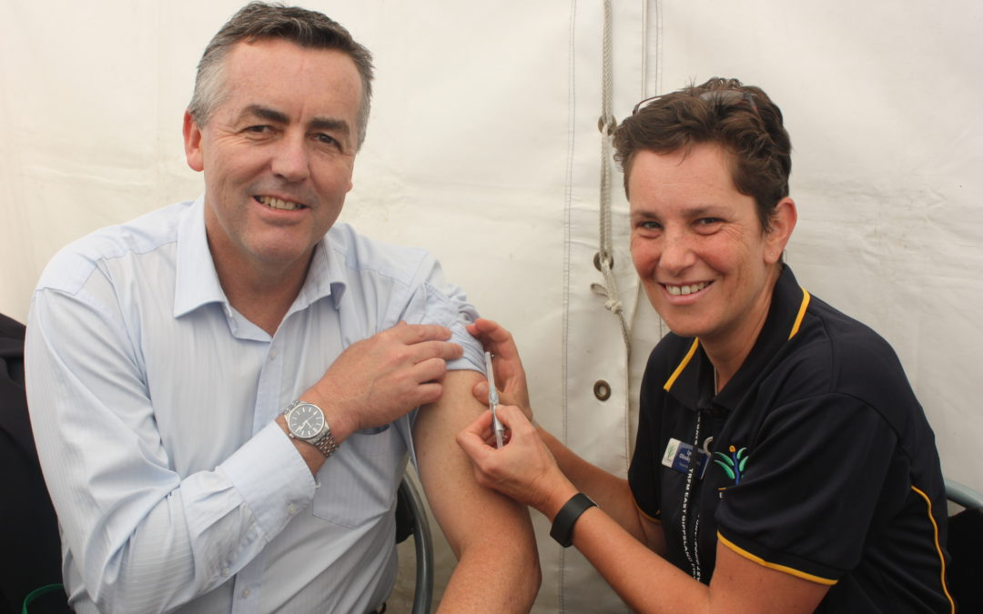 GET THE FACTS ABOUT IMMUNISATION
