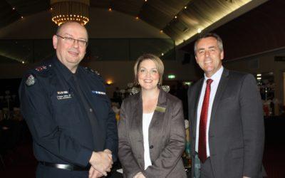 CHIEF COMMISSIONER OF VICTORIA POLICE IN LATROBE VALLEY