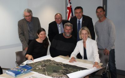$725,000 FOR COMMUNITY FACILITIES AT MALLACOOTA