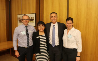 GIPPSLAND LEADERS IN CANBERRA
