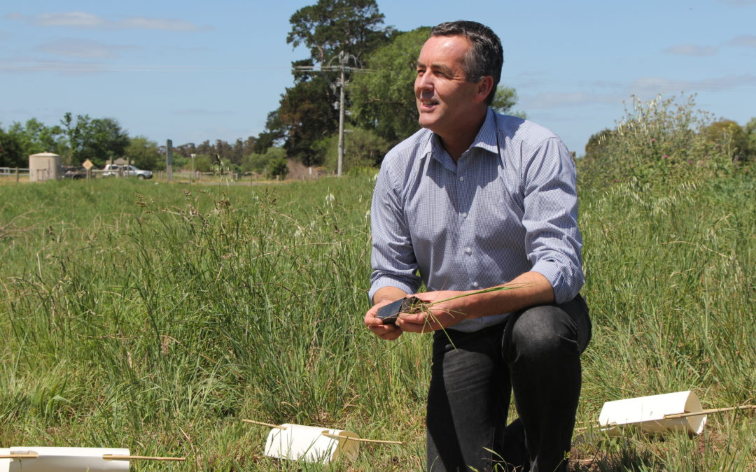 MORE THAN $1 BILLION FOR NATIONAL LANDCARE PROGRAM