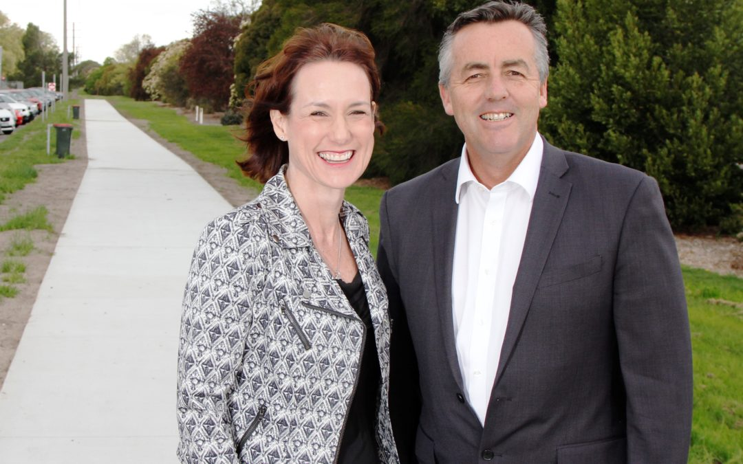 MORWELL TO TRARALGON SHARED PATHWAY WORKS COMMENCE