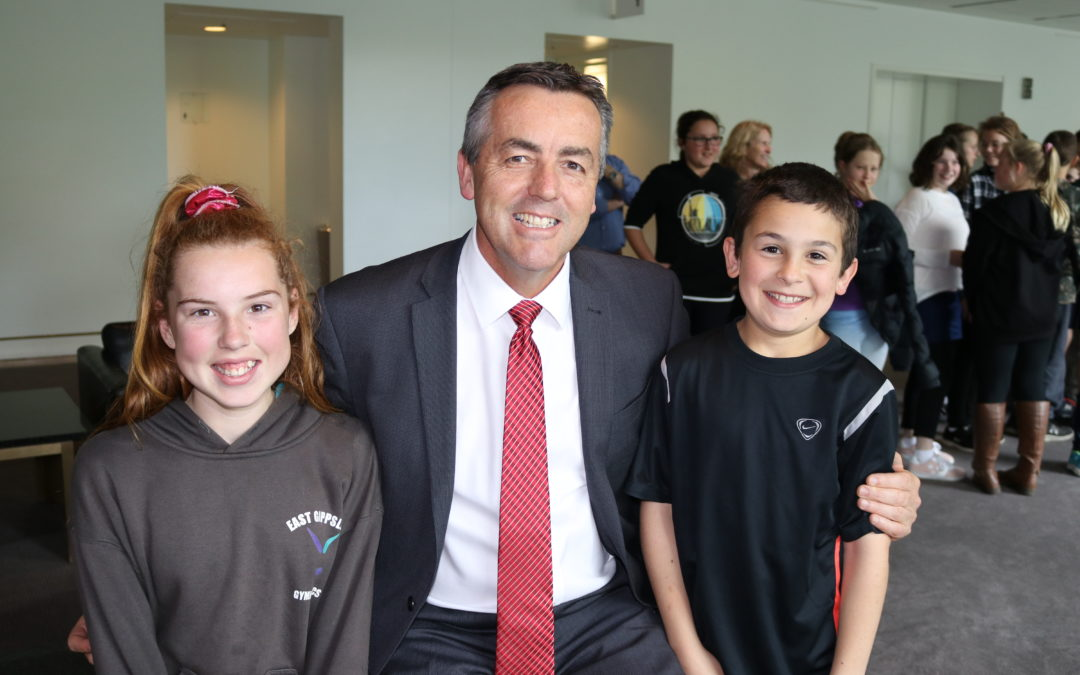 LINDENOW PRIMARY SCHOOL VISITS CANBERRA