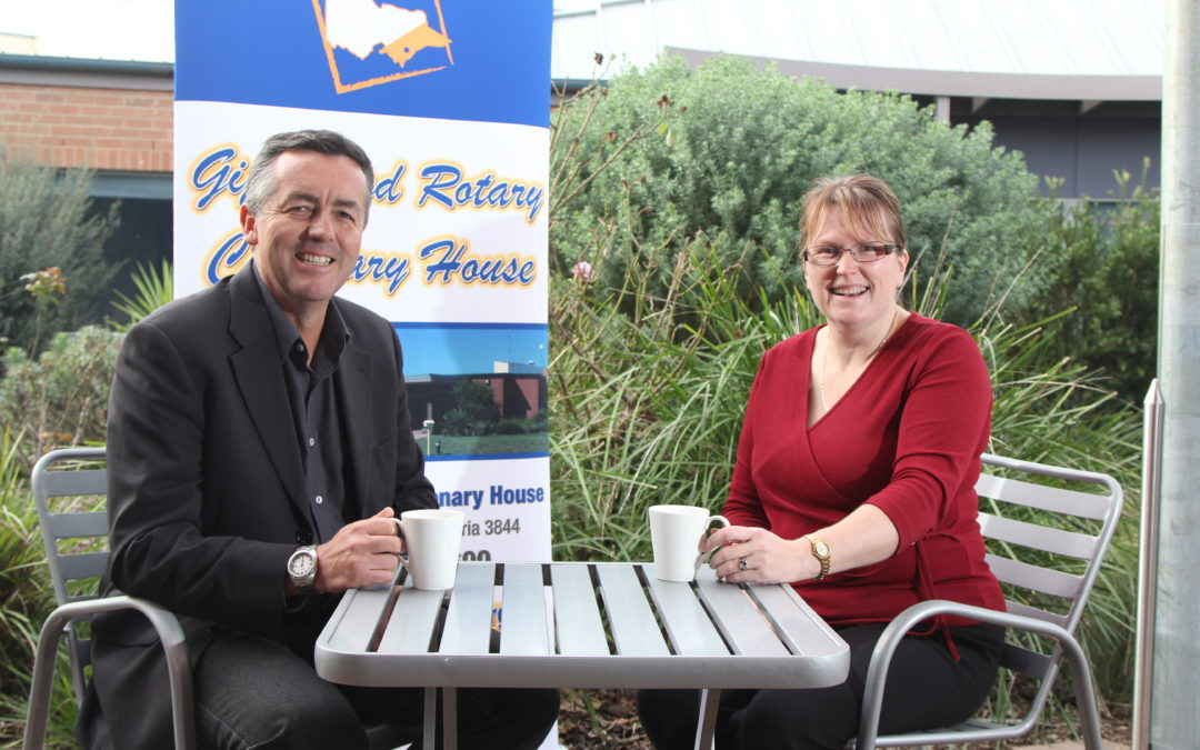 FUNDING SOUGHT FOR ROTARY CENTENARY HOUSE EXPANSION
