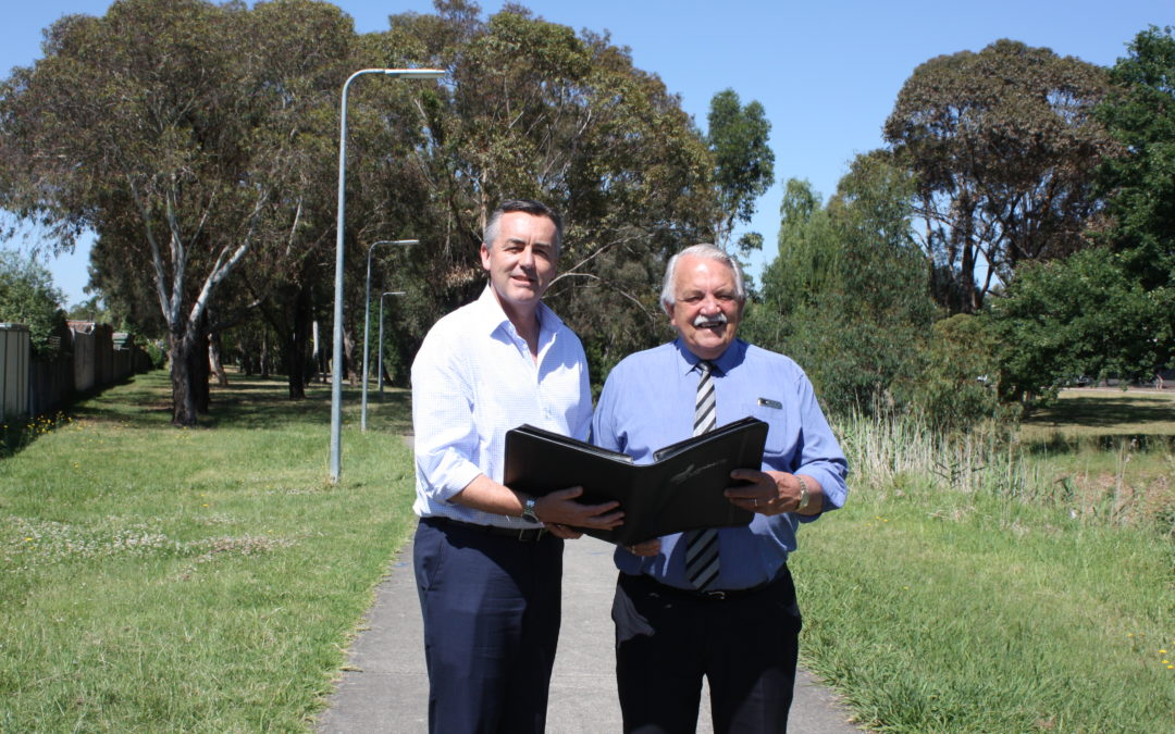 SAFETY BOOST FOR POPULAR MORWELL PATHWAY