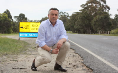 WHEELS IN MOTION FOR HYLAND HIGHWAY UPGRADE