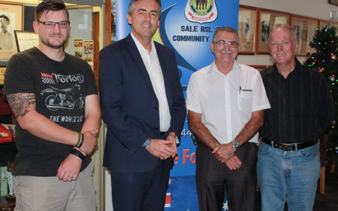 SUPPORTING YOUNGER VETERANS IN GIPPSLAND