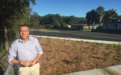 BOOST TO HIGHWAY SAFETY AT LAKES ENTRANCE