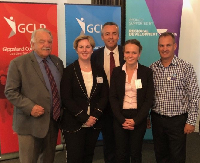 CHESTER'S CHALLENGE TO GIPPSLAND'S FUTURE LEADERS
