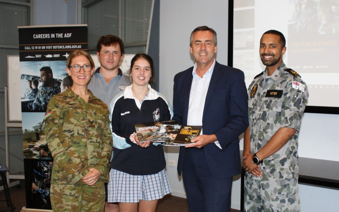 RECUITING THE FUTURE ADF WORKFORCE