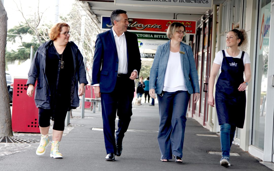 SUPPORT FOR MORWELL REVITALISATION PROJECT