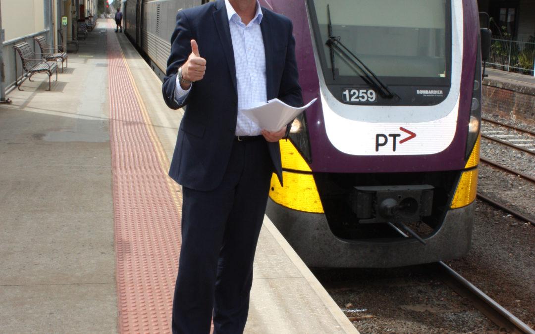 AGREEMENT REACHED TO RELEASE REGIONAL RAIL FUNDS