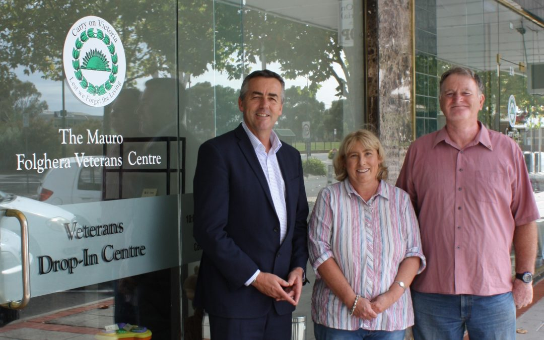 SUPPORTING OUR VETERANS IN THE LATROBE VALLEY
