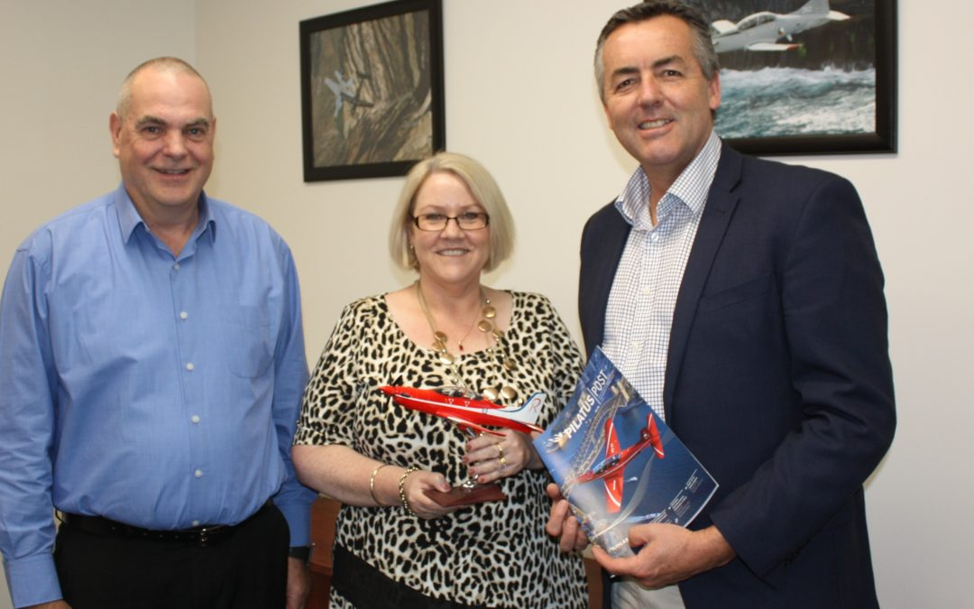 SALE BUSINESS REAPS BENEFIT OF RAAF EXPANSION