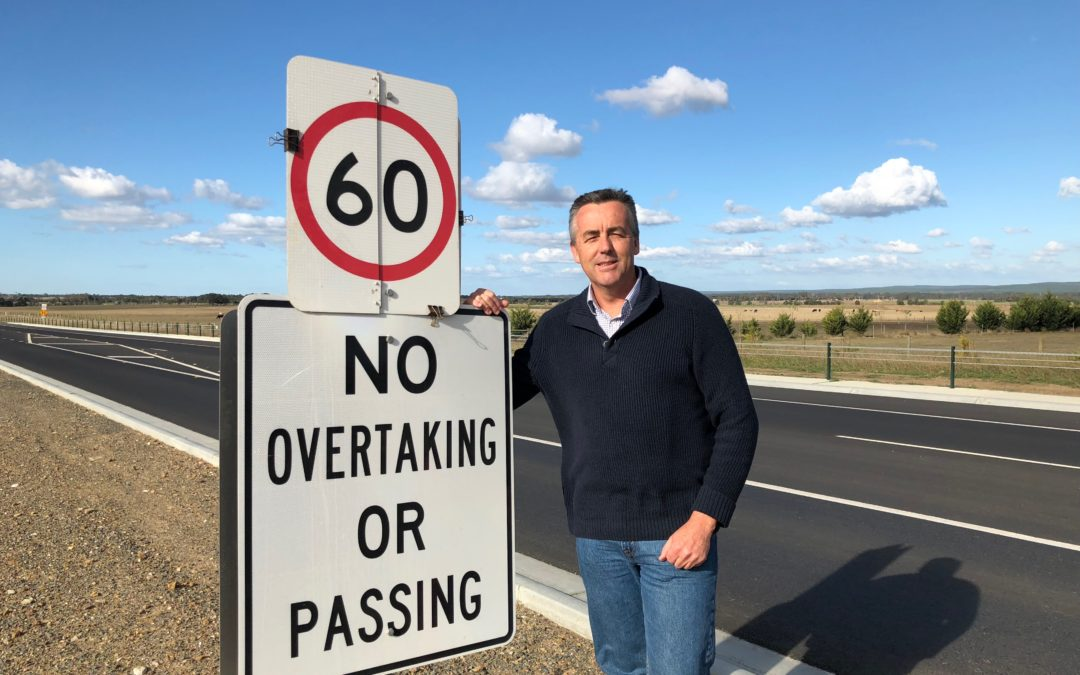STATE GOVERNMENT 'BONKERS' NOT TO FUND HIGHWAY