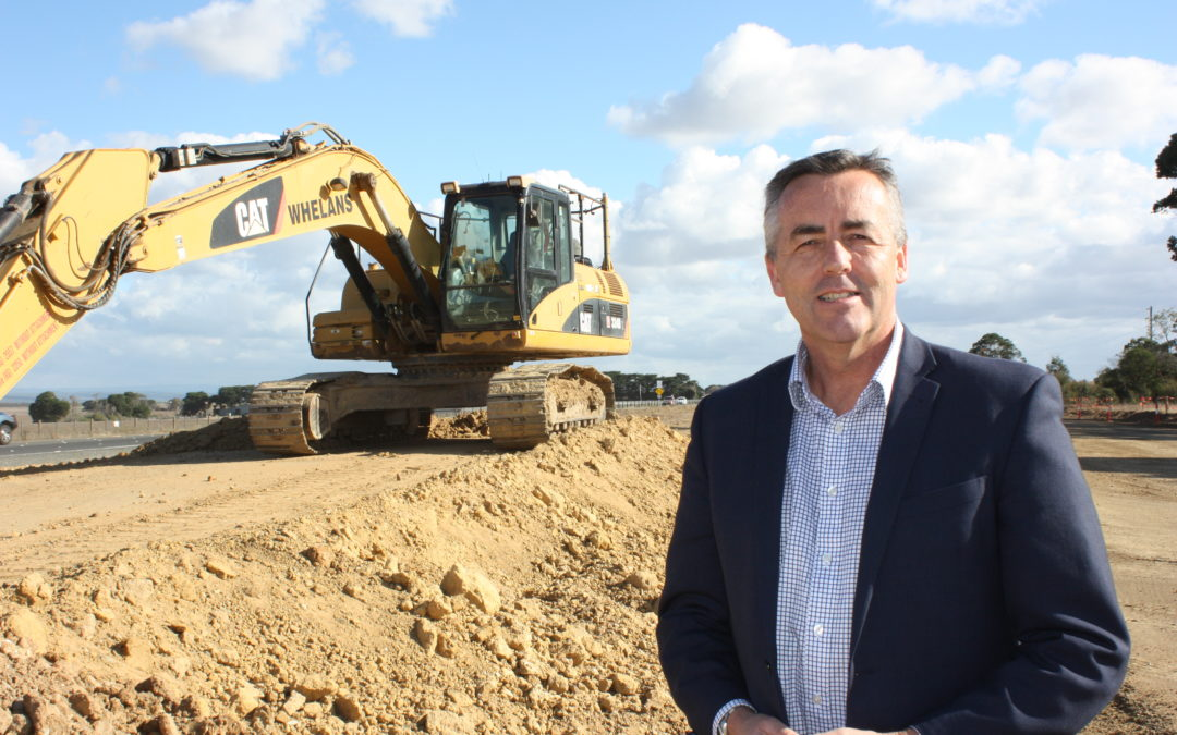 PRINCES HIGHWAY FUNDING EXPECTED IN FEDERAL BUDGET